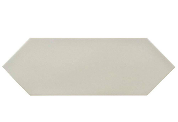 Kite Light Grey Porcelain Picket Tile