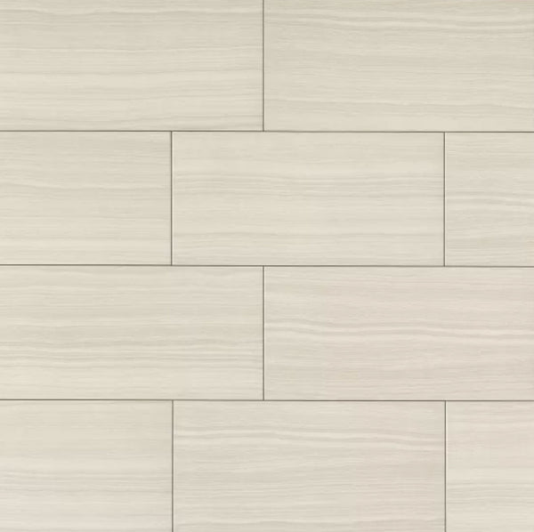 Matrix Porcelain Travertine Look Tile