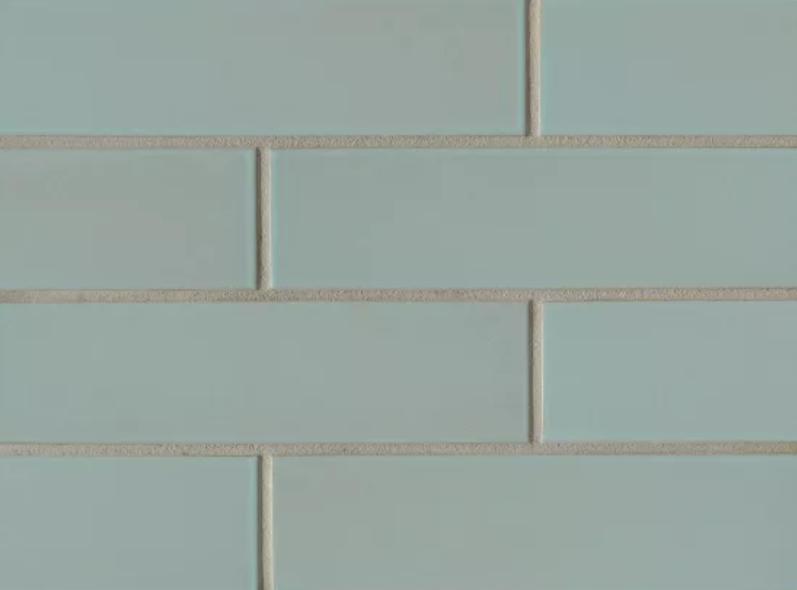 Zenith Orion Porcelain Matte Subway Tile 2.5X9