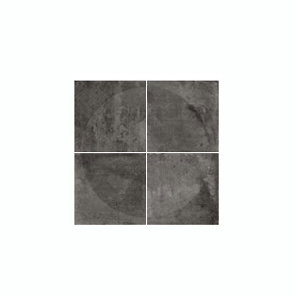 Studio Glazed Porcelain Square Deco Tile