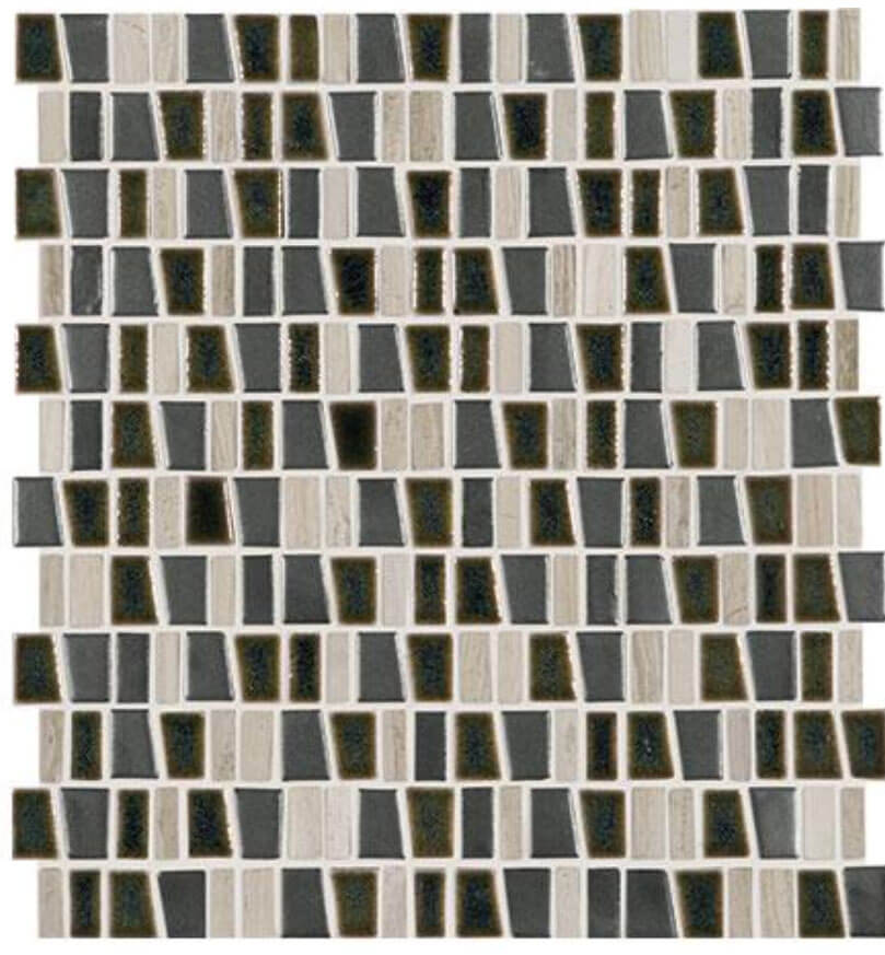 Midpark Shadow Trapezoid Mixed Mosaic