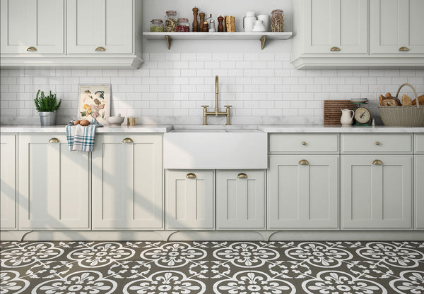 Havana Soul Porcelain Encaustic Look Tile