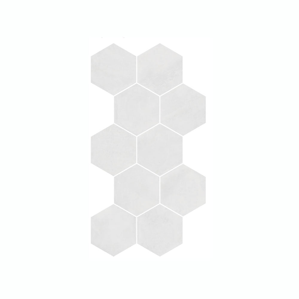 Studio Hexagon Glazed Porcelain Tile