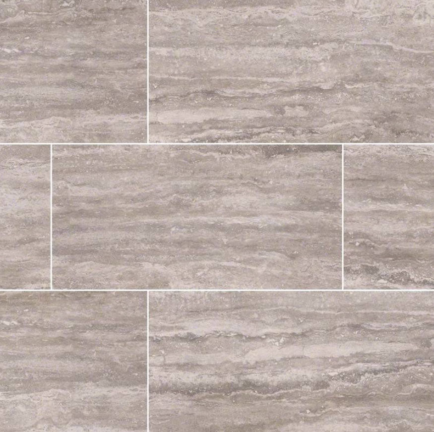Venata Porcelain Travertine Look Tile