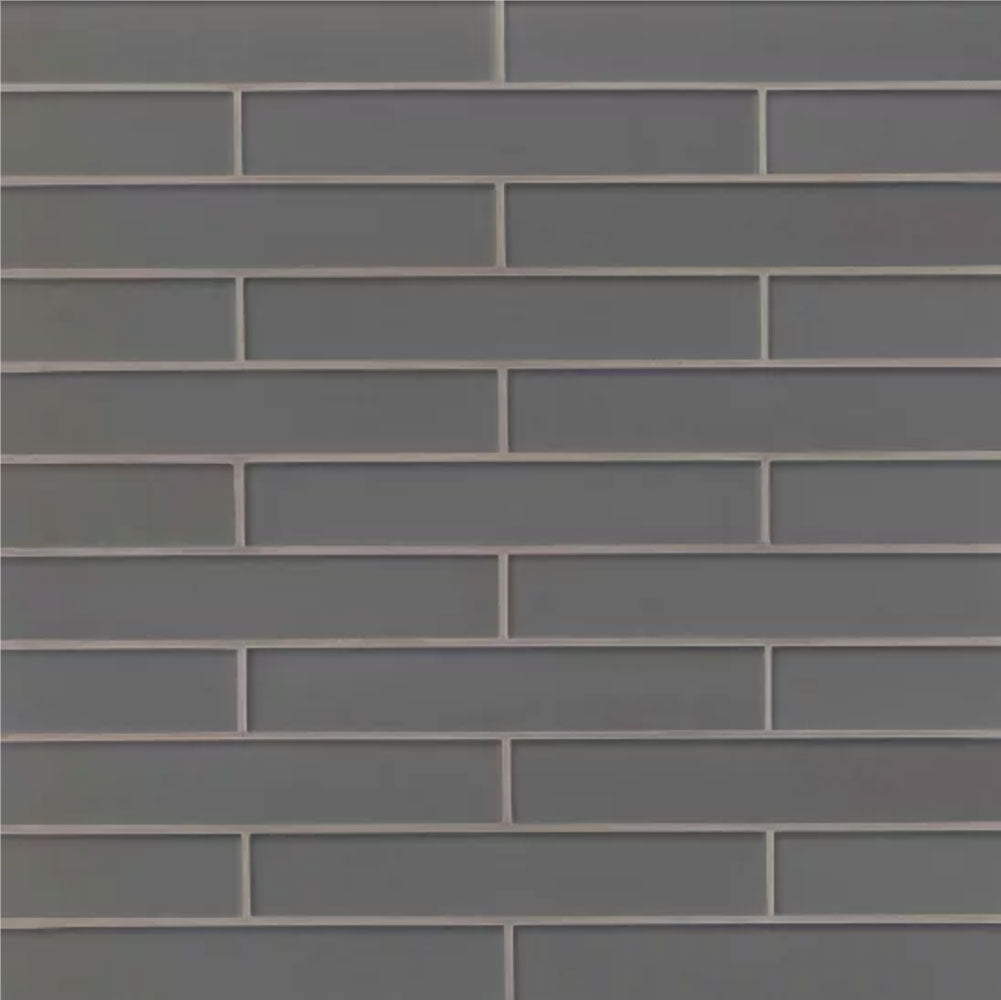Verve Storm Matte Glass Tile