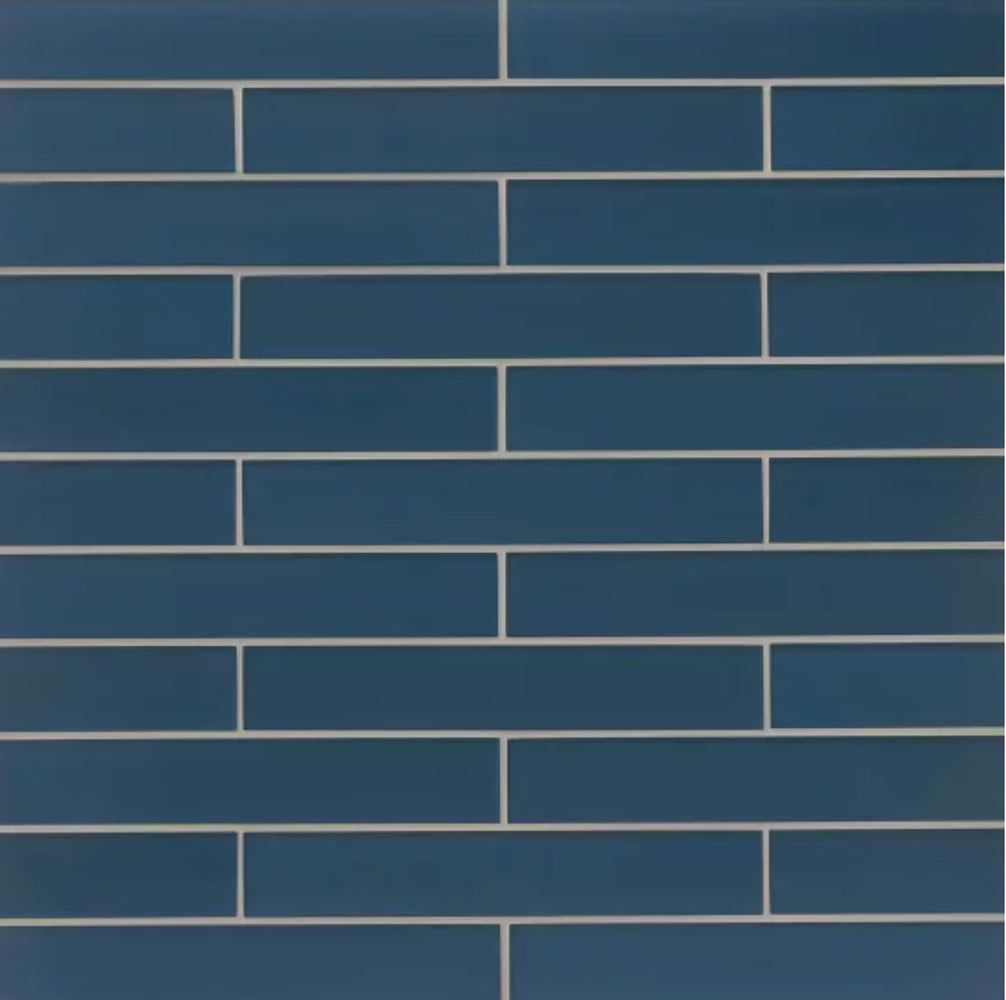 Verve Twilight Matte Glass Tile