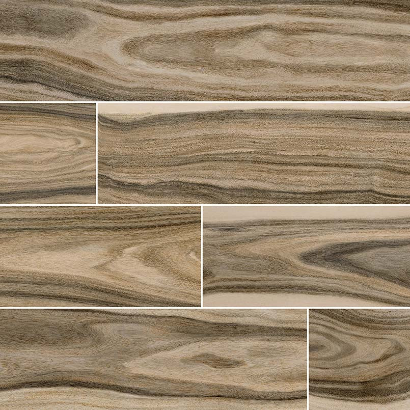 Melt Porcelain Wood Look Tile