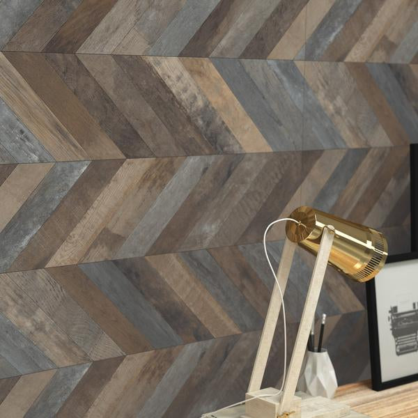 Ranch Porcelain Wood Look Tile