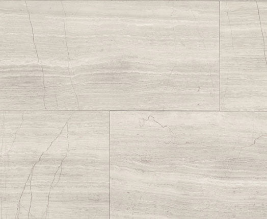 Siberian White Limestone Rectangle Tile
