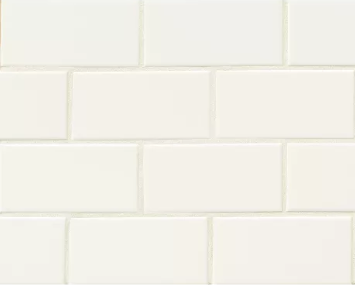Traditions Ceramic Subway Tile 3x6