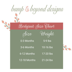 Pregnancy Announcement to Family, New Parents Baby Shower Gift - Bump and Beyond Designs