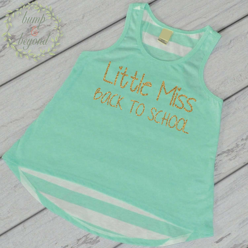 First Day of Kindergarten Shirt, 1st Day of Preschool Shirt, Kindergarten Outfit, First Day of School Outfit for Girls 256 - Bump and Beyond Designs
