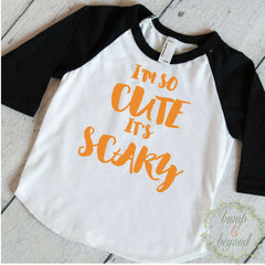 Baby Girl Halloween Outfit, Baby Halloween Shirt, Halloween Baby Girl Outfit, Baby Girl Halloween Clothes, Halloween Outfit Girls 024 - Bump and Beyond Designs