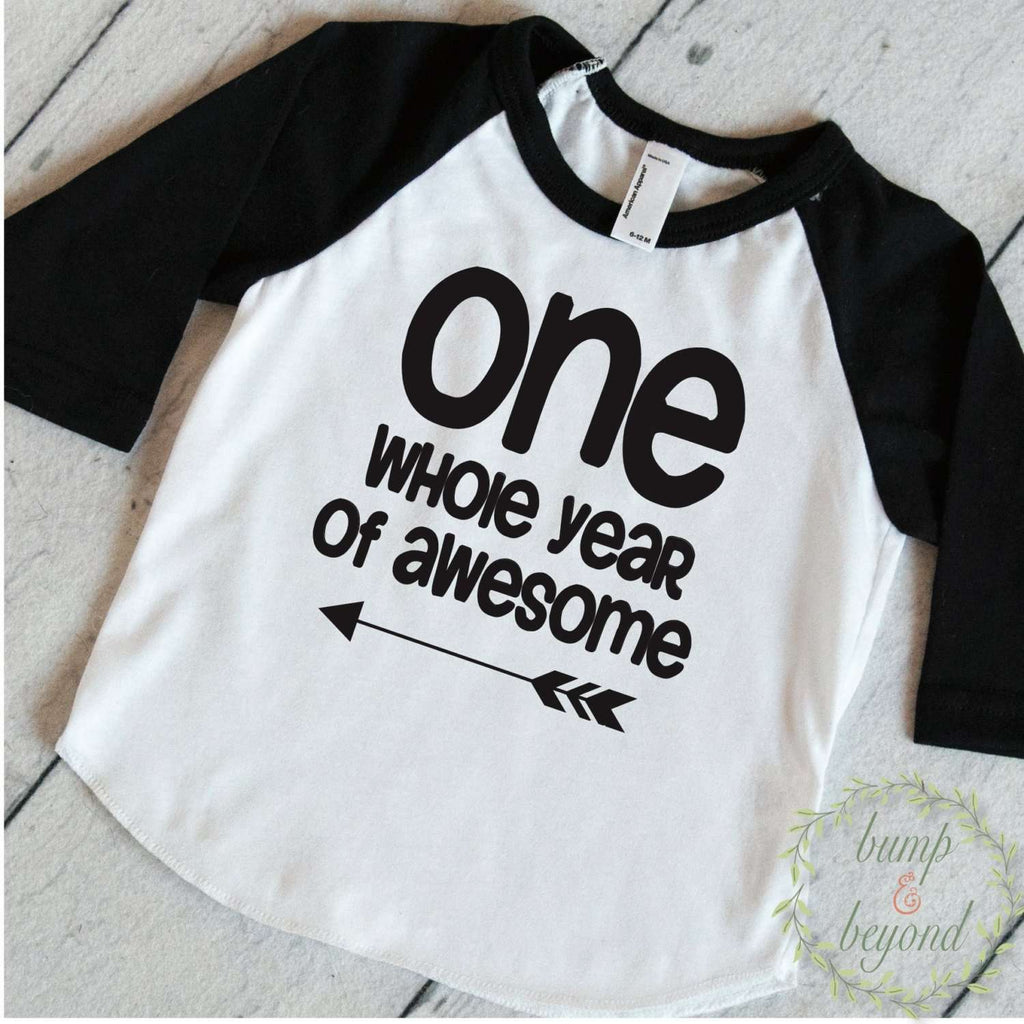 1st Birthday Shirt Boy.First Birthday Shirt Boy 1st Birthday Outfit First Birthday Boy Shirt Boy First Birthday Outfit One Whole Year Of Awesome Birthday Boy 157