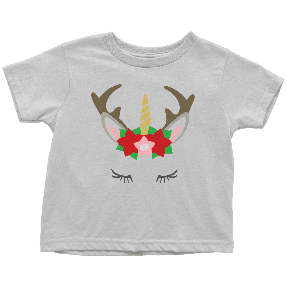 Unicorn Reindeer Shirt - Bump and Beyond Designs