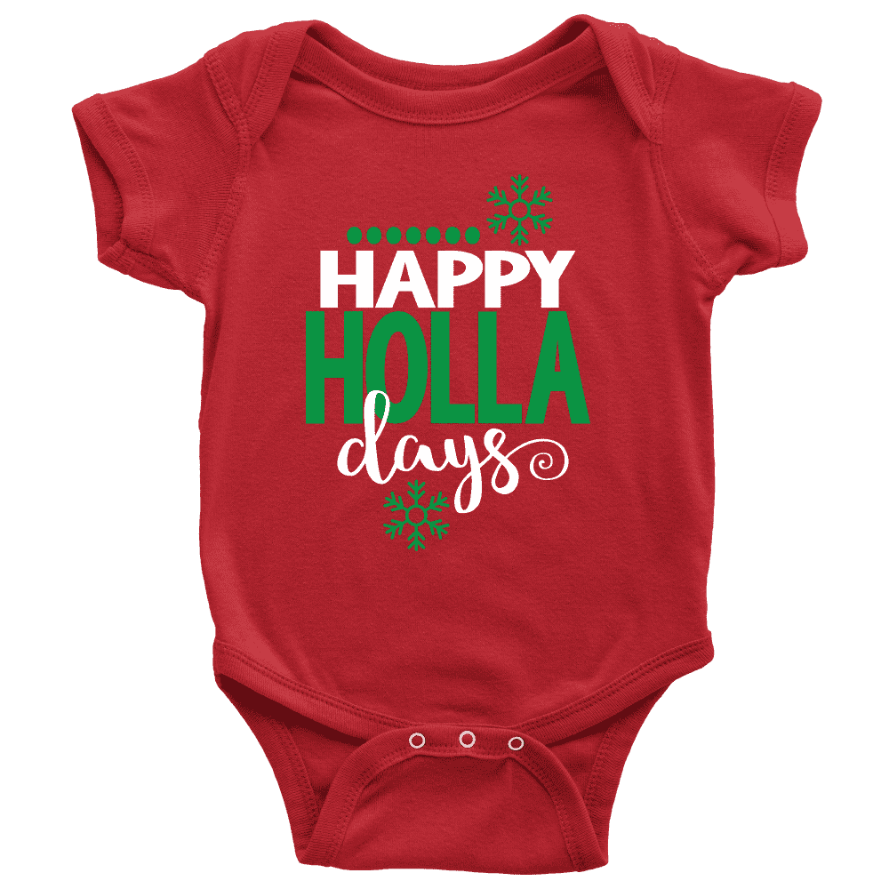 Christmas Bodysuit, My First Christmas Outfit for Boys and Girls - Bump and Beyond Designs
