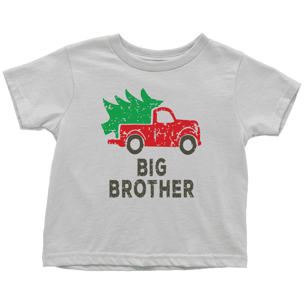 Christmas Big Brother Shirt - Bump and Beyond Designs