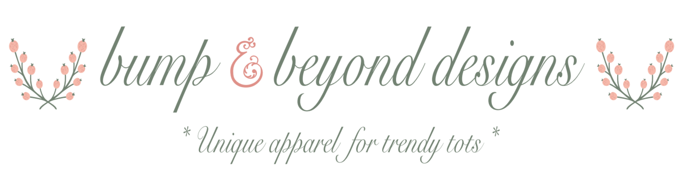 Bump and Beyond Designs