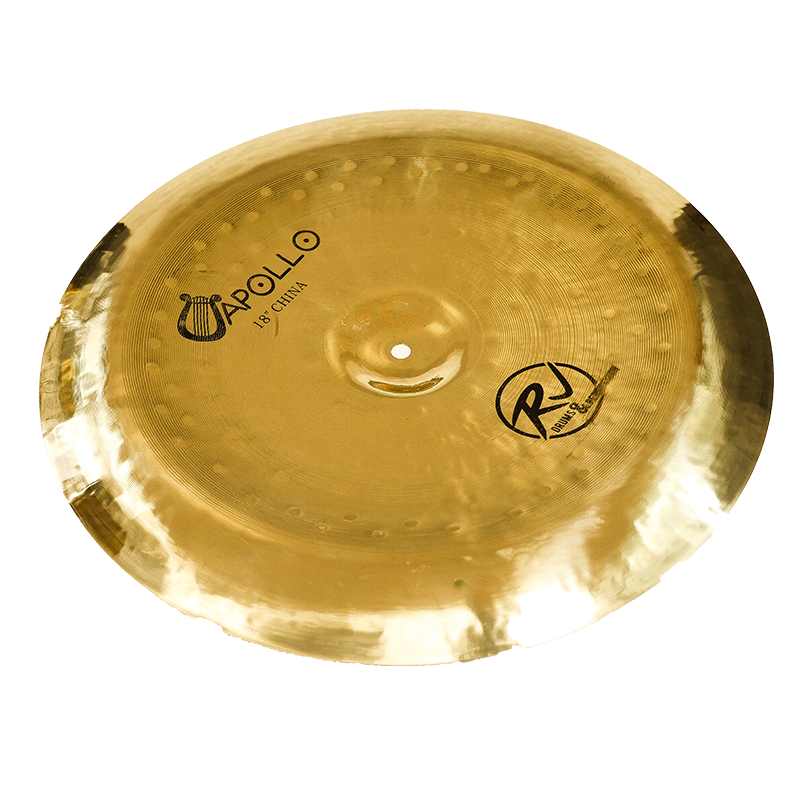 RJ Premium Cymbal Apollo  - China 18""