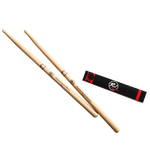 RJ Premium Drum Sticks - 7A Hickory