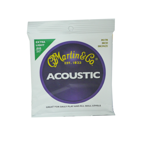Martin and Co. Guitar Strings