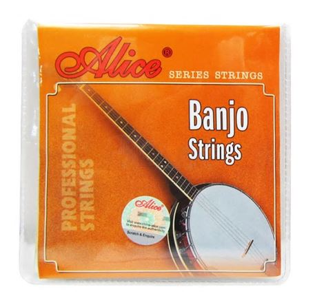ALICE BANJO STRINGS AJ04