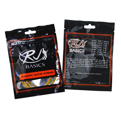 RJ Basics Acoustic Guitar Strings