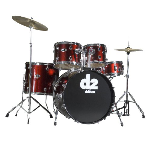 DDRUM D2 Drumset with Box 2