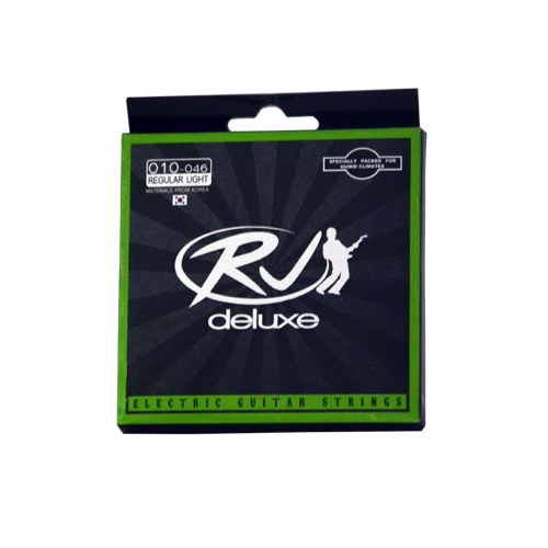 RJ Deluxe Guitar Strings