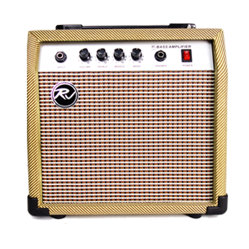 RJ Basics Bass Amplifier