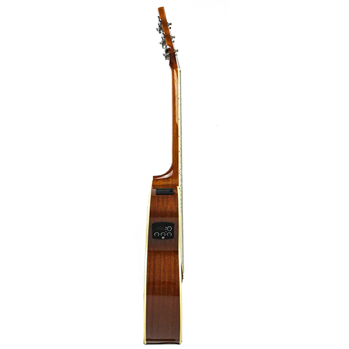 RJ Mini - Spruce Sapele Premium Travel Series