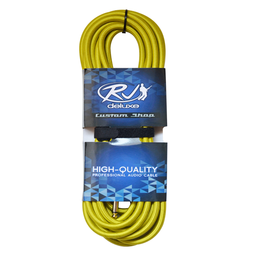 RJ Deluxe Professional Instrument Cable
