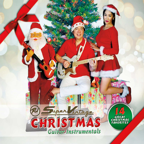 RJ Supervintage Christmas - Guitar Instrumentals