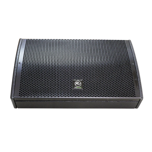 RJ Pro-Audio Active Stage Monitor Speaker STE212AM