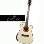 Rj Custom Shop Acoustic-Agila (Spruce Koa Dreadnought Cutaway)