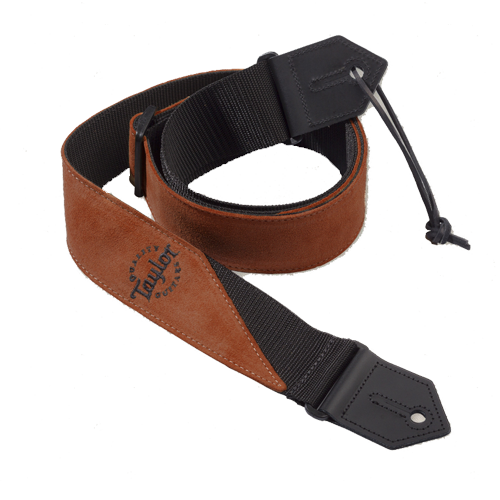 Taylor Suede/Poly Guitar Straps