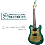 RJ Professional Electrics Carvedcaster