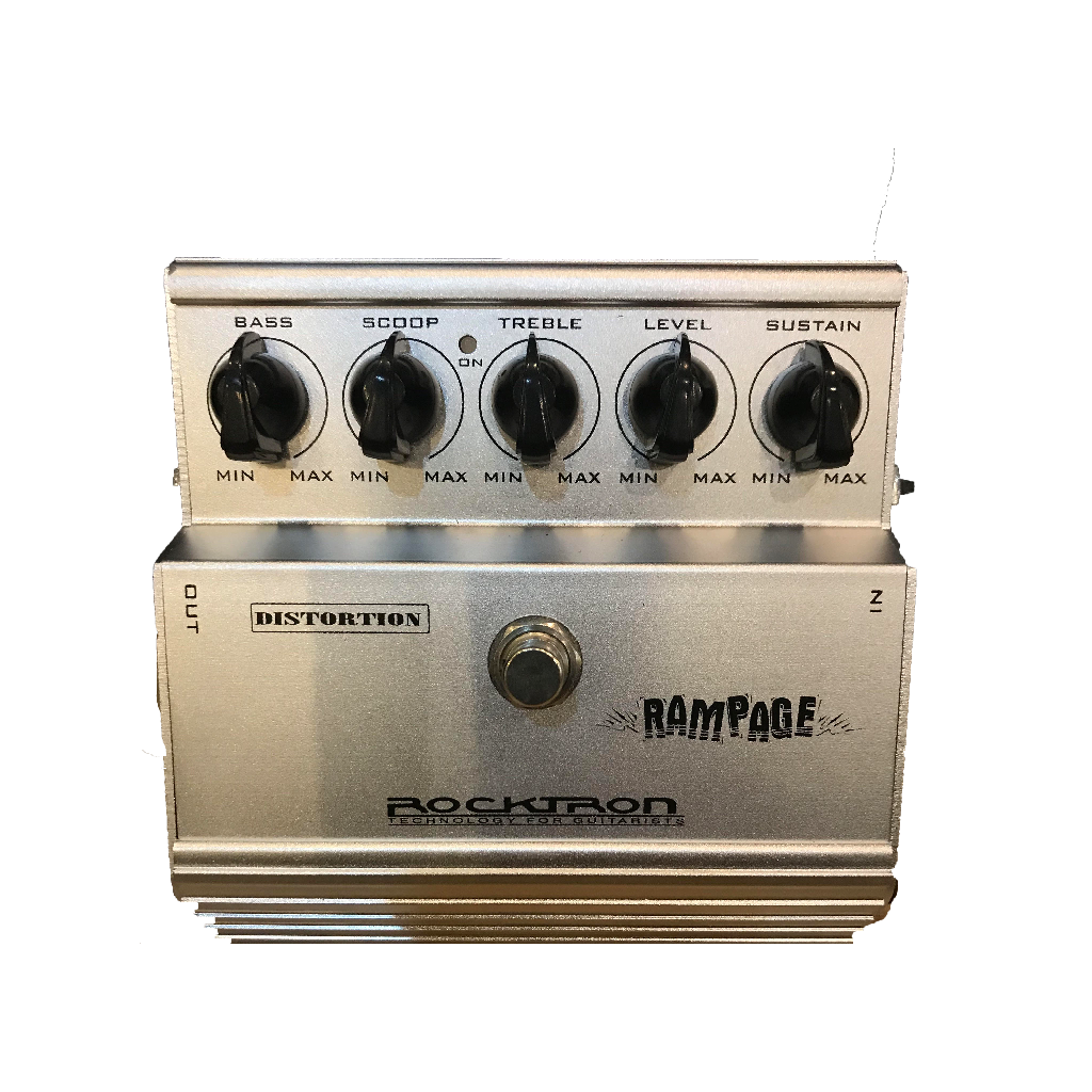 Rocktron Rampage Distortion Pedal