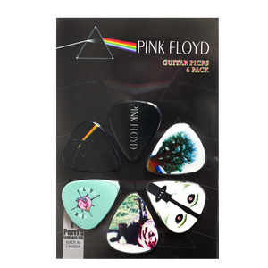 Pink Floyd Picks 6 Pack
