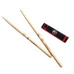 RJ Premium Drum Sticks - Power Metal Hickory