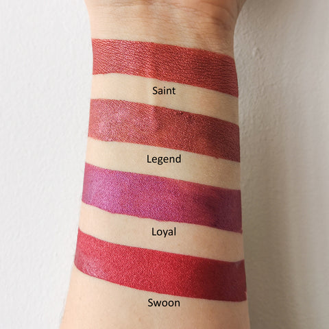 Image of Velvet Liquid Lipstick - Swoon - LARITZY Vegan and Cruelty Free Cosmetics