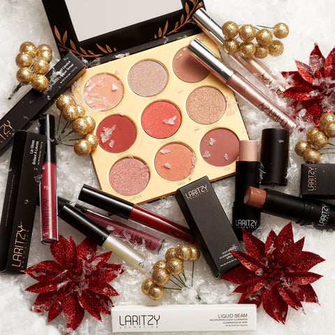 Image of LARITZY Holiday Bundle - LARITZY Vegan and Cruelty Free Cosmetics