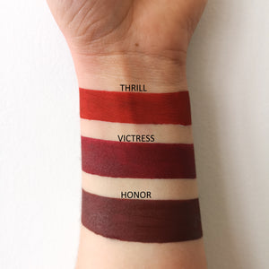 Long Lasting Liquid Lipstick - Victress