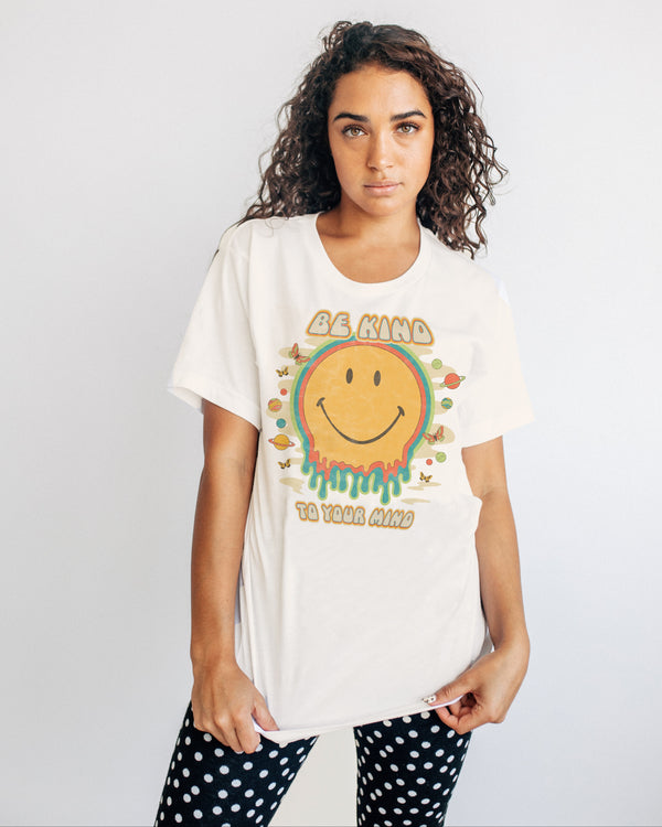 Kind to Your Mind Tee