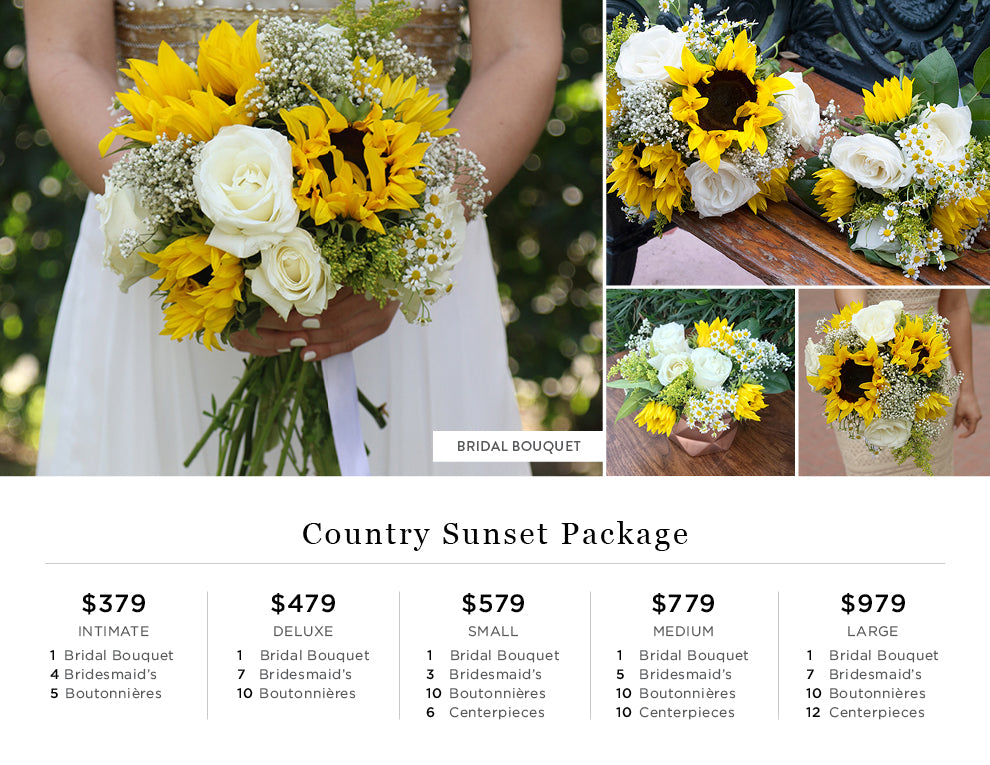 Country Sunset Pricing