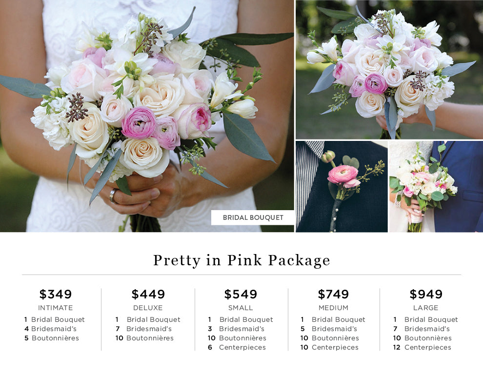 Pretty in Pink Pricing