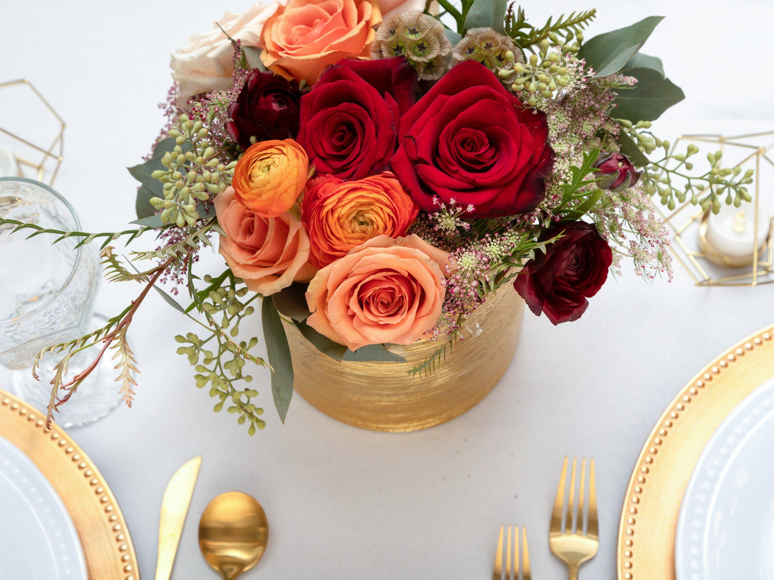 Autumn Bliss Centerpiece