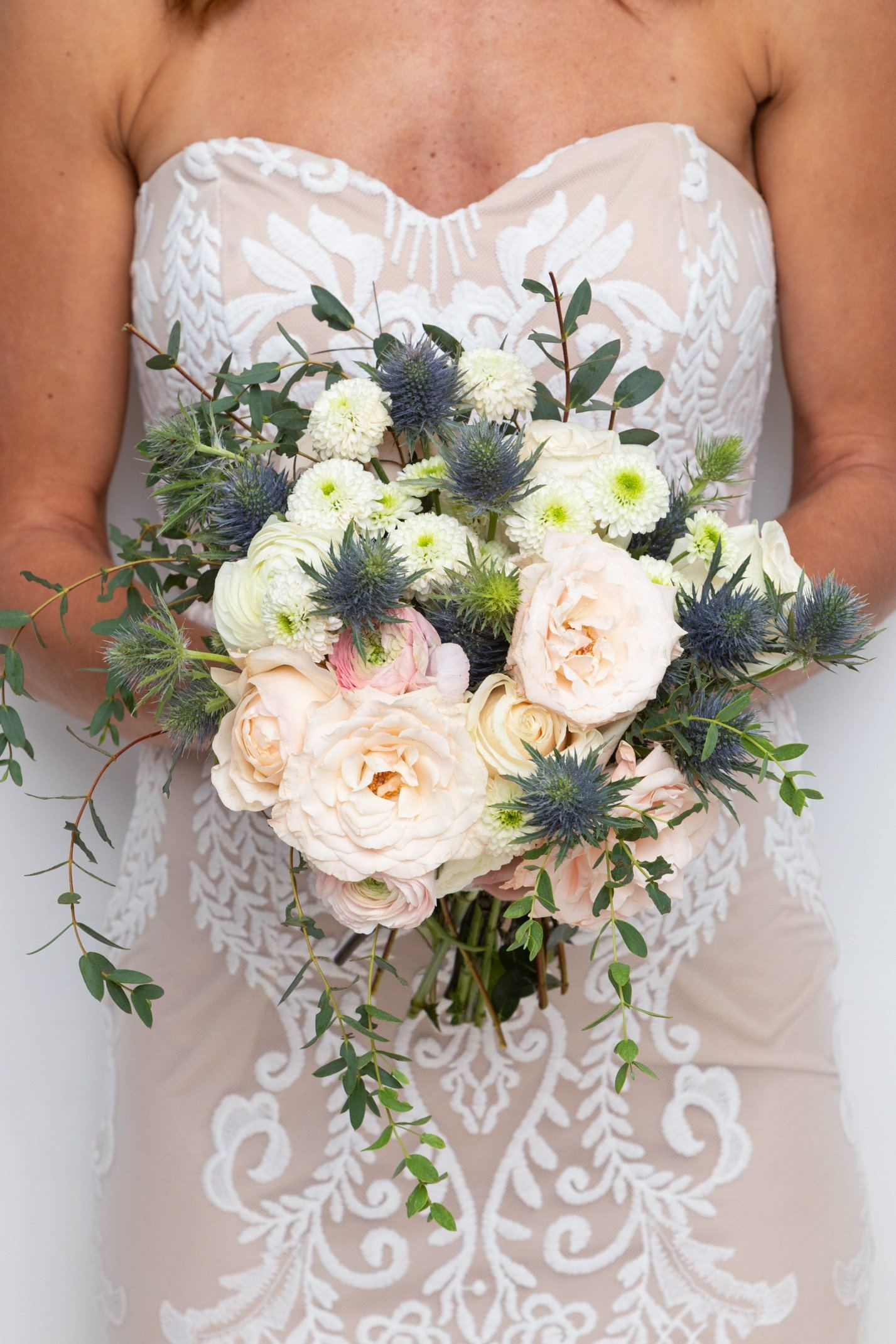 Stardust Bridal Bouquet