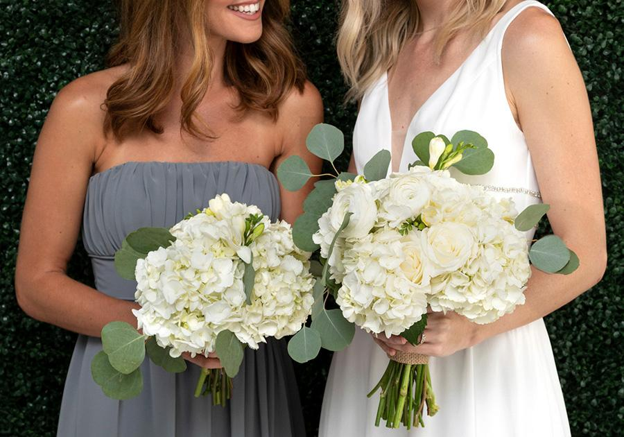 DIY Bridesmaid Bouquet