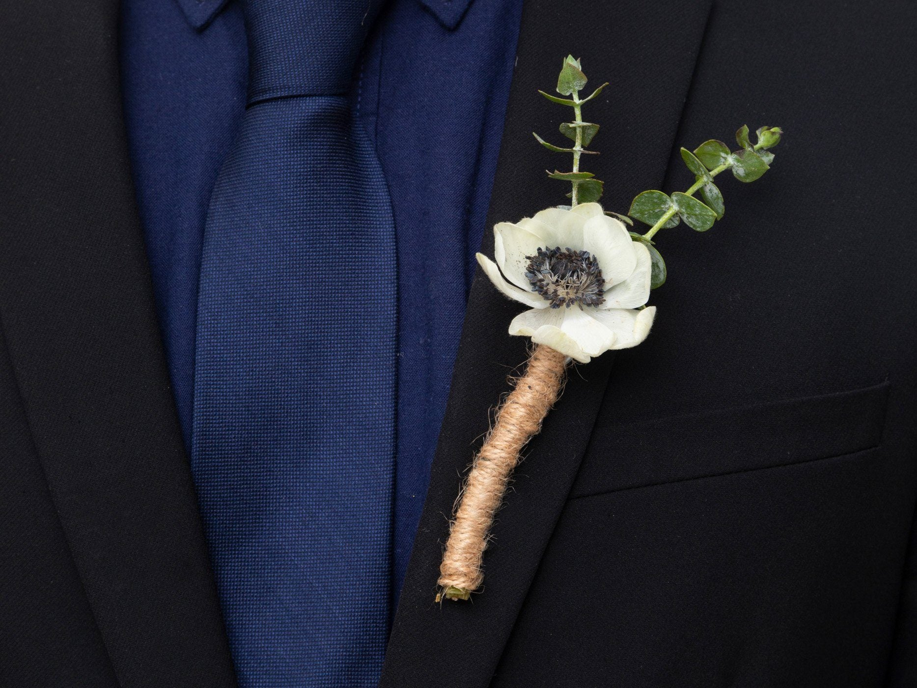 Moonlight Boutonniere